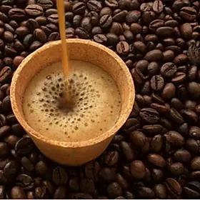 Cupffee - ätbar kaffekopp
